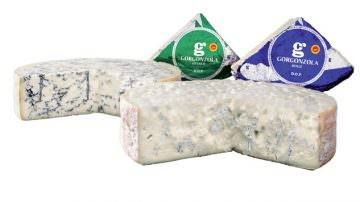 La qualità e l'autenticità del Gorgonzola Dop a Cibus 2016