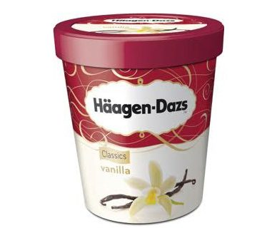 Gelati: Nuovo accordo tra Häagen-Dazs e Eurofood