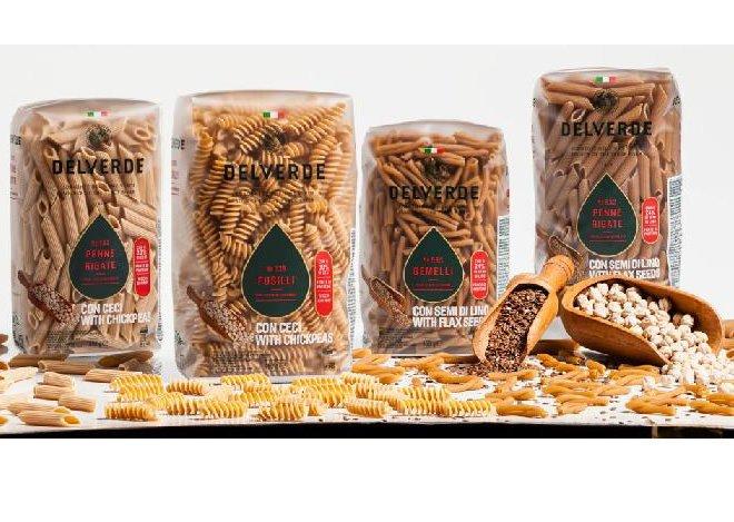 Pasta con ceci, con semi di lino e spaghetti a nido: Ecco le novità firmate Delverde