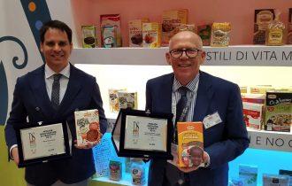 Cibus 2016: Pedon si aggiudica il DolciSalati & Consumi Award