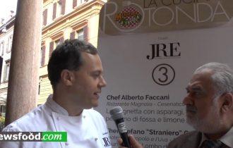"""Un successo la """"Cucina Rotonda"""" con i Jeunes Restaurateurs d'Europe sotto i portici di Modena (video)"""
