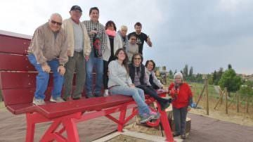 Panchina Gigante rosso Barbera d'Asti: per i Grossi fortunati