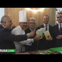 Pasta di legumi Felicia a Cibus 2016 by Peppe Zullo (video)