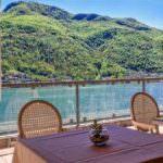 Al via l'apertura dell'esclusivo sky terrace dello Swiss Diamond con la cucina dello chef Andrea Bertarini