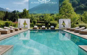 Alpine Spa Resorts: In vacanza alla scoperta delle Alpi o del Lago di Garda