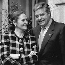 Vittorio e Bruna Crea