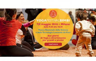 YogaFestival Bimbi: Intermezzi golosi regalati da Rigoni di Asiago