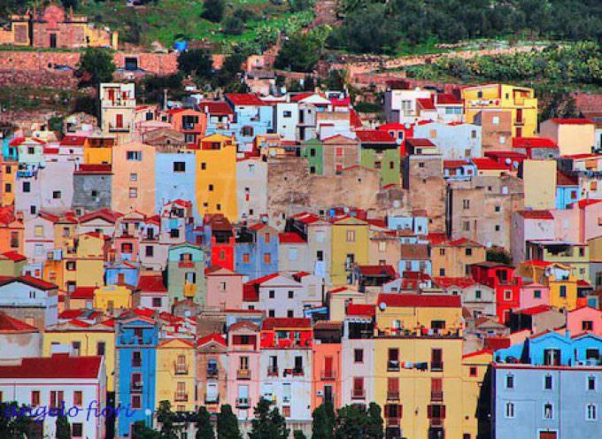Le Cantine in mostra a Bosa, alla Grande Festa del Vino  2016 in Sardegna