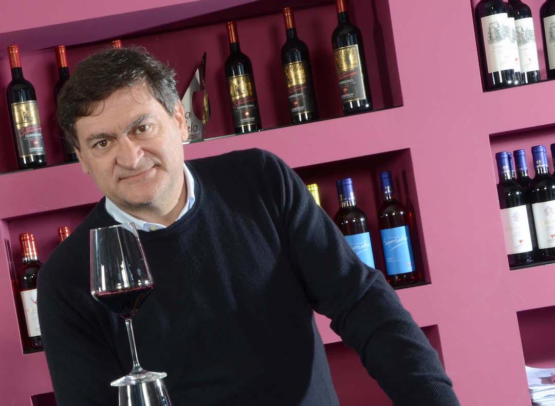 Giuseppe Pizzolante Leuzzi, l'enologo salentino che sussura alle vigne… (intervista)