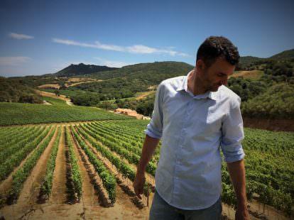 Luca Vitaletti, agronomo di Siddùra