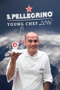 Alessandro Salvatore Rapisarda - SanPellegrino Young Chef