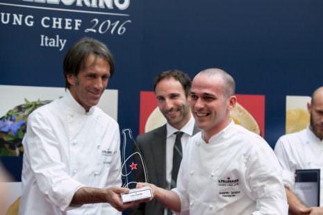 Alessandro Salvatore Rapisarda - SanPellegrino Young Chef3