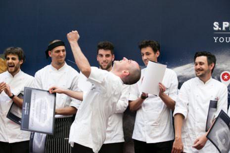 Alessandro Salvatore Rapisarda - SanPellegrino Young Chef4
