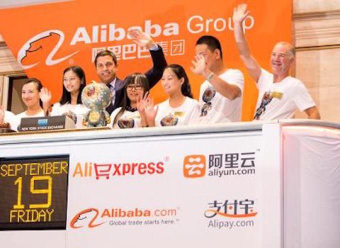 La Cina è vicina con Alibaba Group: E-commerce Gateway to China
