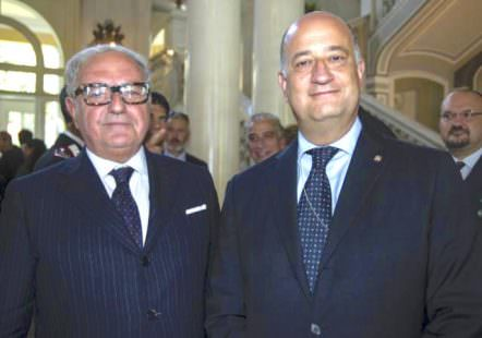 Colombo Clerici con Bruno Corda