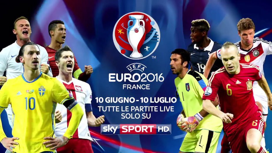 La dieta perfetta dello sportivo e gli Europei di calcio 2016