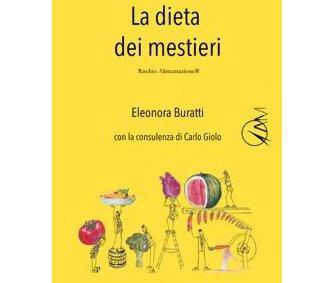"""Eleonora Buratti presenta il suo nuovo libro """"La Dieta dei Mestieri"""""""