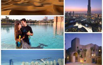 Luna di miele a Dubai… dove tutto è possibile!