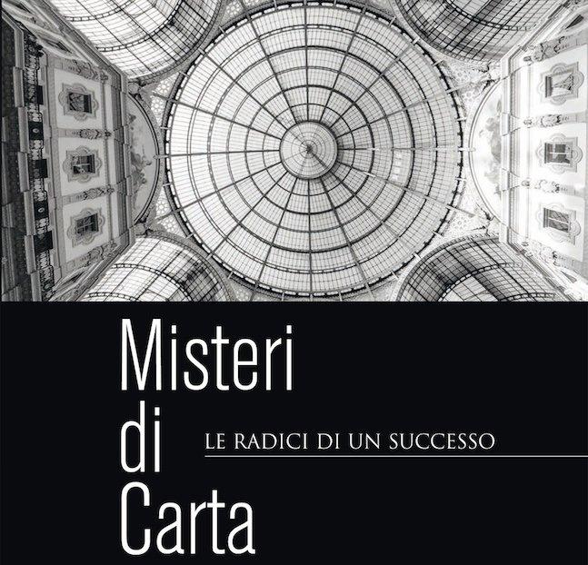 """Luigi d'Urso: """"Misteri di Carta"""" al Park Hyatt di Milano"""