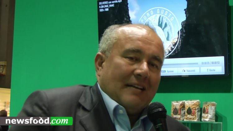 Novità Delverde a Cibus 2016 – Luca Ruffini A.D. (Video)