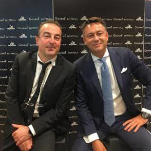Sandro Bottega e Cristian Biasoni