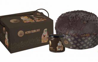 Fiasconaro Nero Sublime: panettone premiato con le 3 stelle d'oro Superior Taste Award