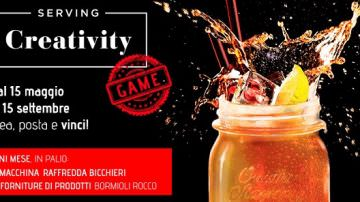 Concorso Serving Creativity Game by Bormioli Rocco per Barman e ristoratori