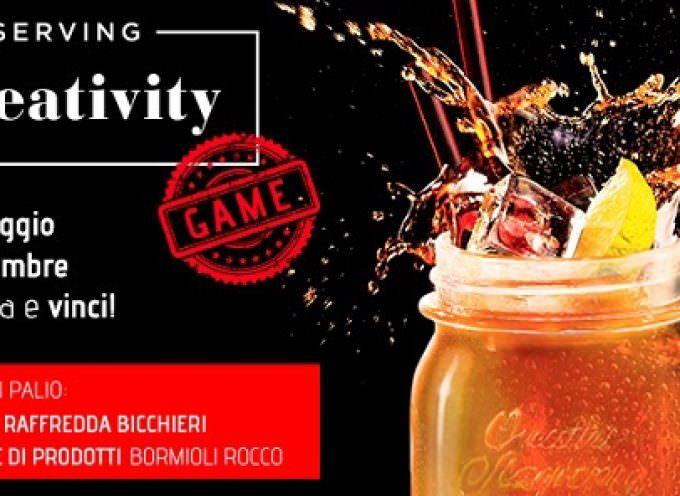 Concorso Serving Creativity Game by Bormioli Rocco per Barman e ristoratori