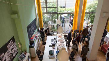 ArchitectsParty 2016 in laguna a Venezia