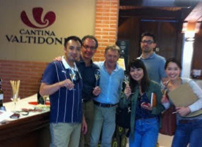 Cantina Valtidone va in Giappone con la delegazione… che emozione!
