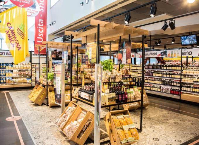 """Chef Express: Nuovo market """"Chef Store"""" nell'area di servizio di Arno Ovest"""