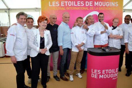 Chef stellati a Mougins 2016