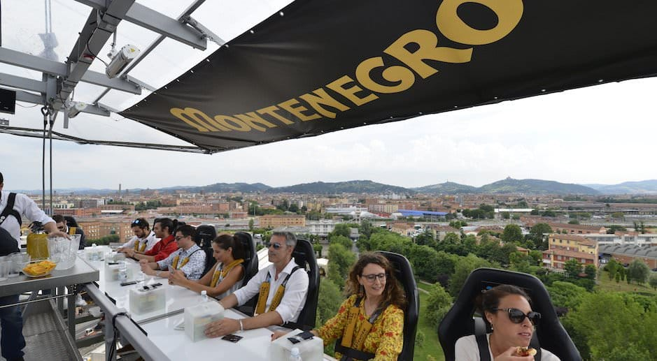 Montenegro be the Vero Bartender – The Experience