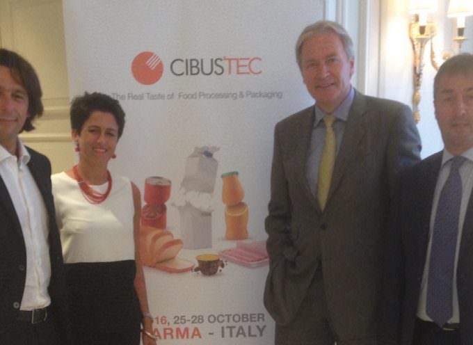 CIBUS TEC 2016: presentazione ufficiale di un'edizione da record