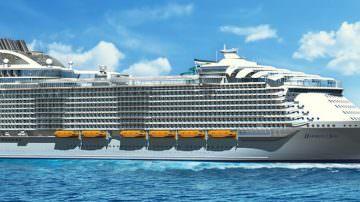 Harmony of the Seas: nave da crociere delle meraviglie