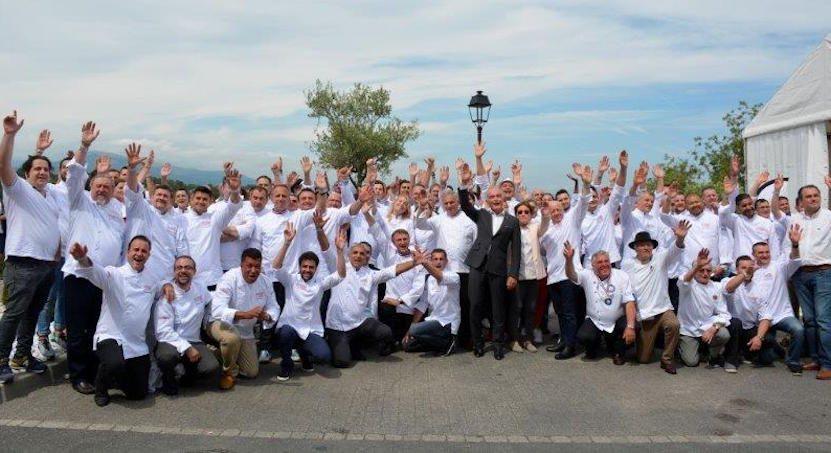 Festival Internazionale della Gastronomia di Mougins 2016
