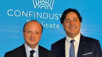 Pasquale Lorusso nuova guida di Confindustria Basilicata