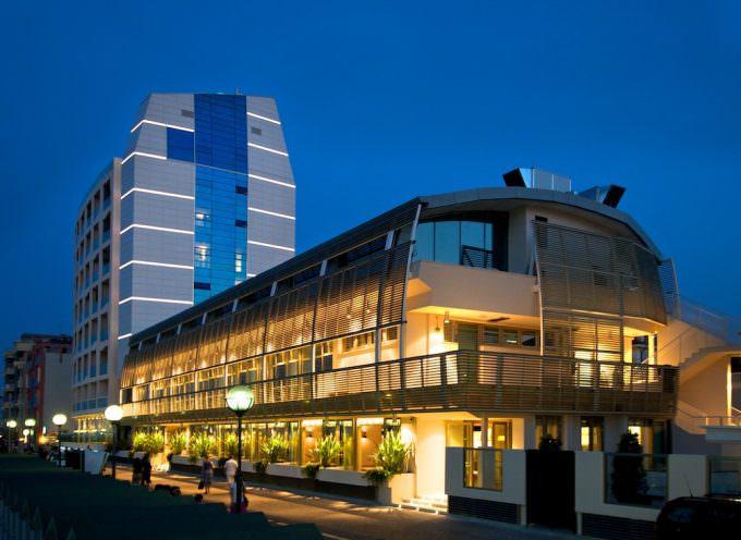Notte Rosa a Pesaro, Excelsior Hotel