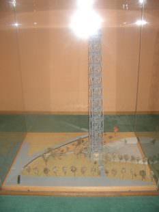 Plastico torre Branca