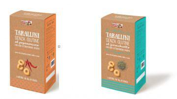 Tarallini senza glutine di Puglia Sapori