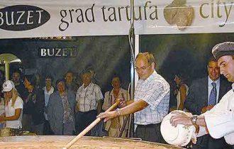 Tuberfest in Istria, nuova Mecca del tartufo bianco e nero