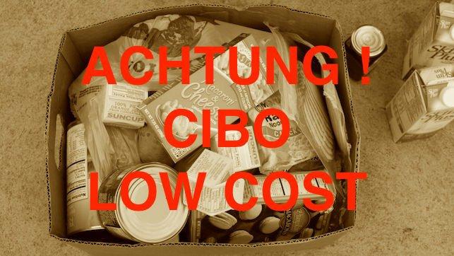 Cibi low cost: qualità carente e salute in pericolo