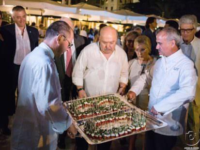 Lino Banfi festeggia 80 anni con Peppe Zullo