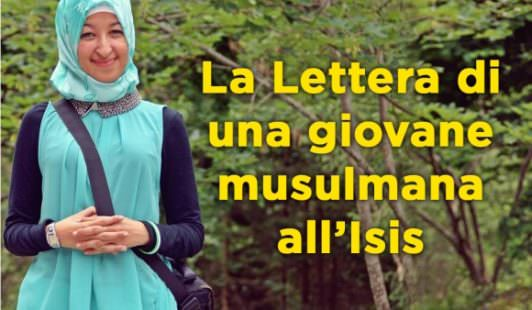 Chaimaa Fatihi lettera