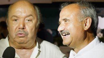 Lino Banfi e Peppe Zullo: due autentici VIP (Very Important Pugliesi)