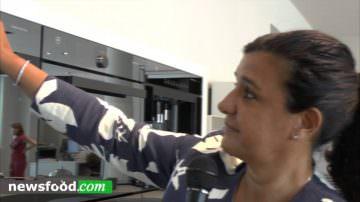 V-ZUG specialisti della cottura: elettrodomestici hight tec per una cucina sana (Video)
