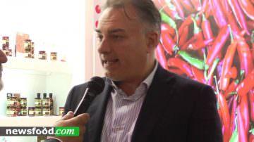 Rosario Previtera, il papà del Goji Italiano a Cibus 2016 – Video