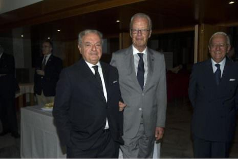 Colombo Clerici con Gianvico Maria Camisasca