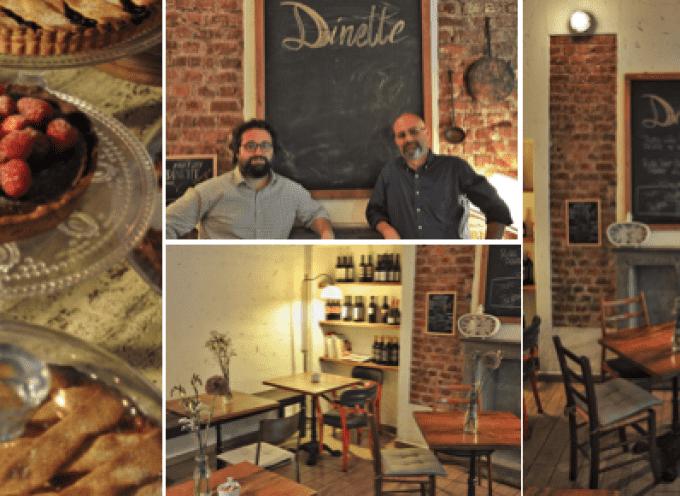 Dinette – Cucina di Ringhiera: Convivialità, mezze porzioni e clima vecchia Milano