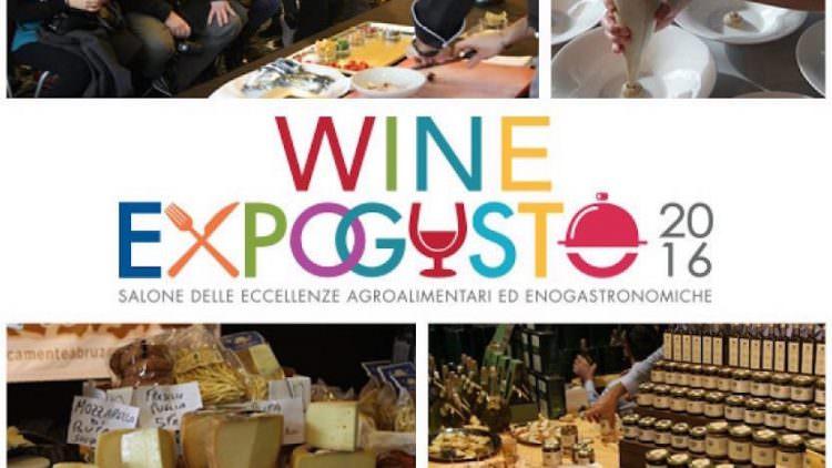 WINE EXPOGUSTO 2016, da Lugano ad Arezzo: dal 30 settembre al 2 ottobre